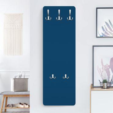 Garderobe - Preussisch-Blau