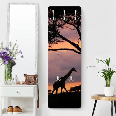 Garderobe - Safari in Afrika