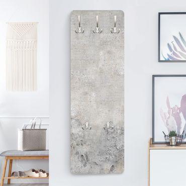 Garderobe - Shabby Betonoptik - Modern