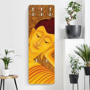 Garderobe - Shanghai Buddha - Gelb
