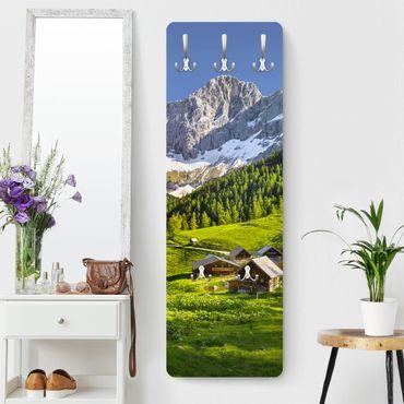 Garderobe - Steiermark Almwiese