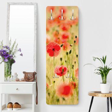 Garderobe - Summer Poppies