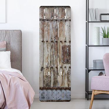 Garderobe Vintage - Chinese Door - Braun