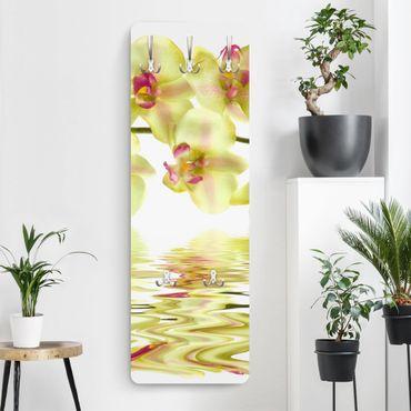 Garderobe Weiß - Dreamy Orchid Waters - Landhaus