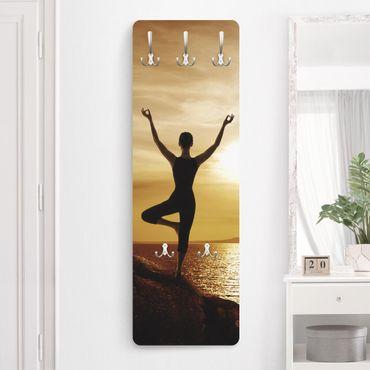 Garderobe - Yoga