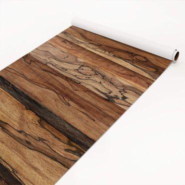 Holzdekorfolie - Woody Flamed - Folie Holzoptik