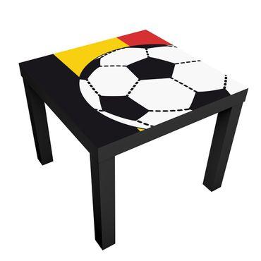 Beistelltisch - Fußball Belgien