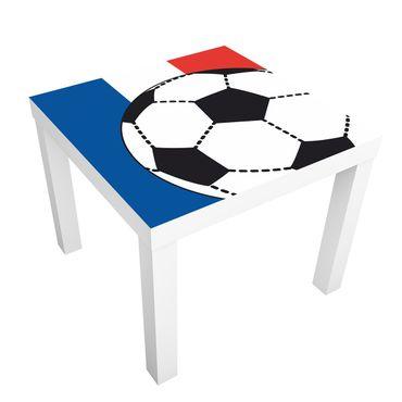 Beistelltisch - Fußball Frankreich