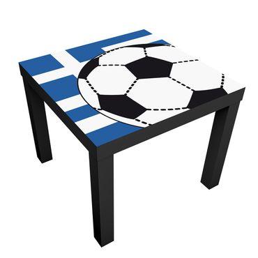Beistelltisch - Fußball Griechenland