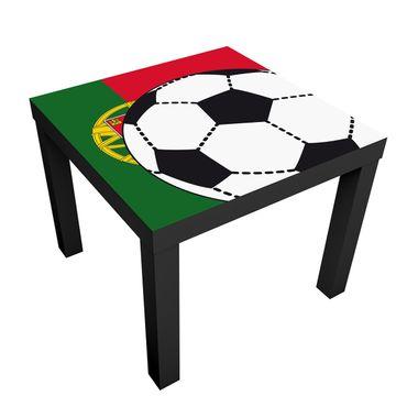 Beistelltisch - Fußball Portugal