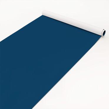Klebefolie dunkelblau einfarbig - Preussisch Blau - Selbstklebende Folie