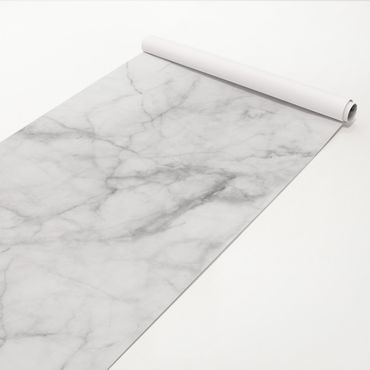 Klebefolie Marmoroptik - Bianco Carrara - Marmorfolie