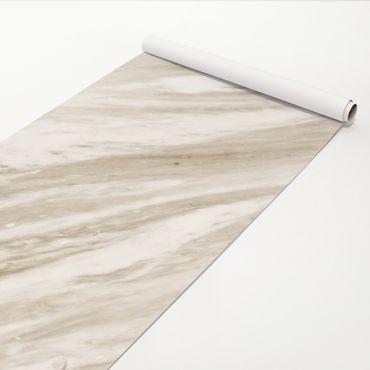 Klebefolie Marmoroptik - Palissandro Marmor Beige - Marmorfolie