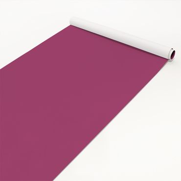 Klebefolie Orchidee einfarbig - Pink - Folie selbstklebend