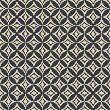 Klebefolie - Prägnantes Art Deco Muster - Selbstklebefolie