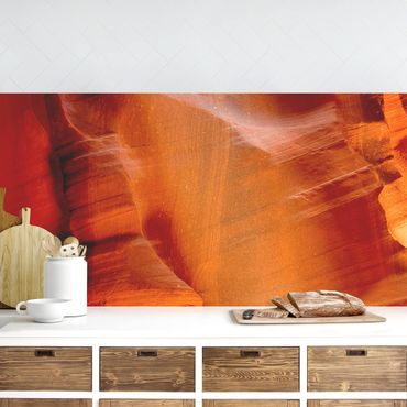 Küchenrückwand - Antelope Canyon
