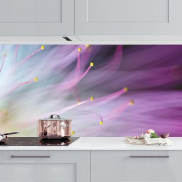 Küchenrückwand - Blütenstaub