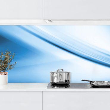 Küchenrückwand - Deep Blue Heaven