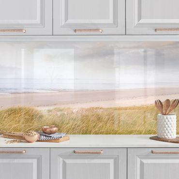 Küchenrückwand - Dünentraum