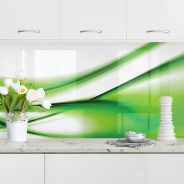 Küchenrückwand - Green Touch