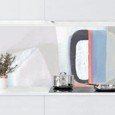 Küchenrückwand - Multiform I