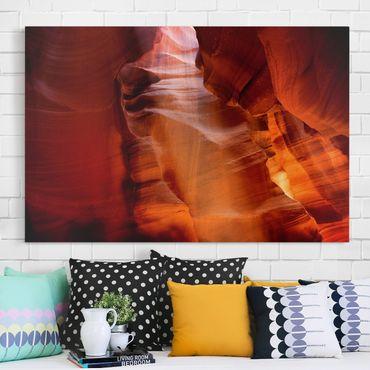 Leinwandbild - Antelope Canyon - Quer 3:2