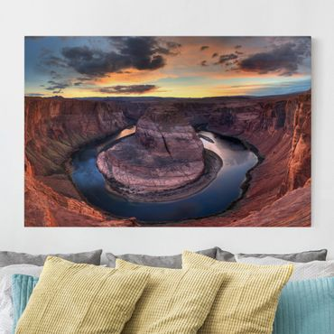 Leinwandbild - Colorado River Glen Canyon - Quer 3:2