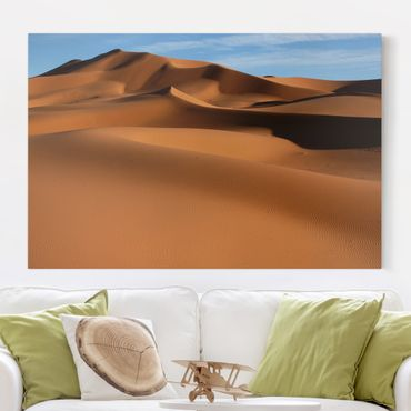Leinwandbild - Desert Dunes - Quer 3:2