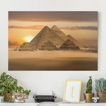 Leinwandbild - Dream of Egypt - Quer 3:2