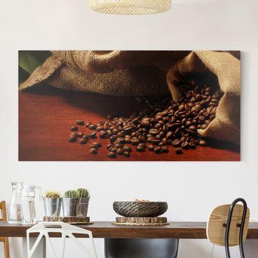 Leinwandbild - Dulcet Coffee - Quer 2:1