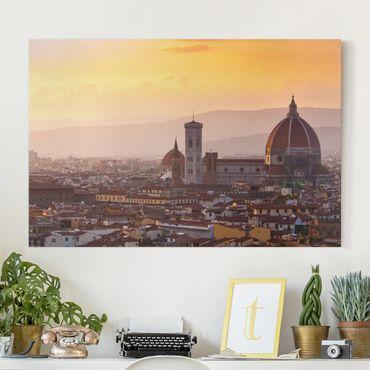 Leinwandbild - Florenz - Quer 3:2