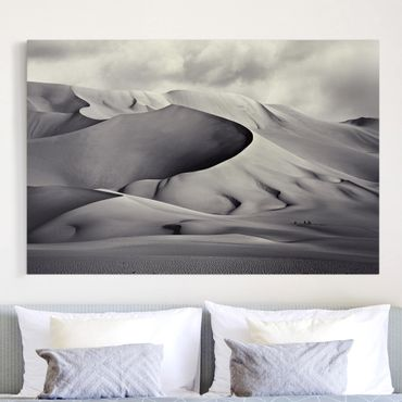 Leinwandbild - Im Süden der Sahara - Quer 3:2