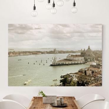Leinwandbild - Lagune von Venedig - Quer 3:2