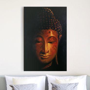 Leinwandbild - Madras Buddha - Hoch 2:3