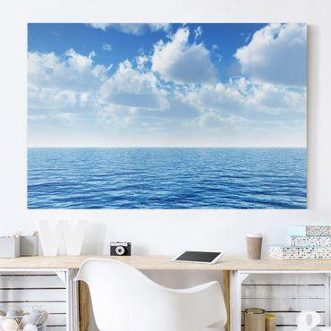 Leinwandbild - Shining Ocean - Quer 3:2
