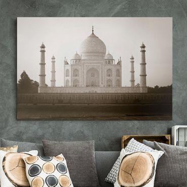 Leinwandbild - Taj Mahal - Quer 3:2