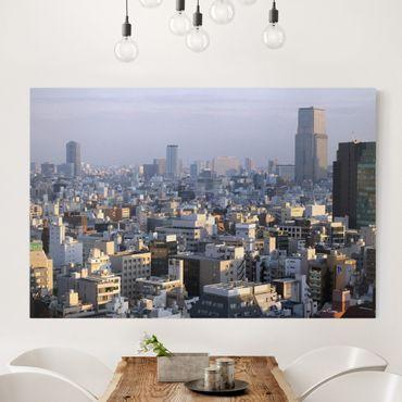 Leinwandbild - Tokyo City - Quer 3:2