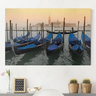 Leinwandbild - Venice Dreams - Quer 3:2