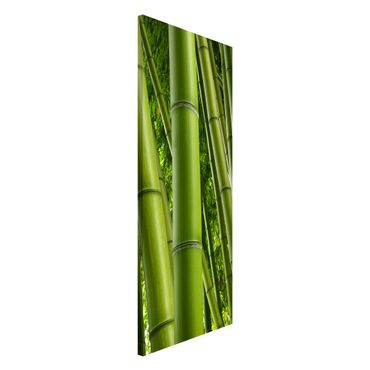 Magnettafel - Bamboo Trees - Memoboard Panorama Hoch