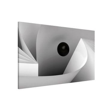Magnettafel - Big Eye - Memoboard Quer