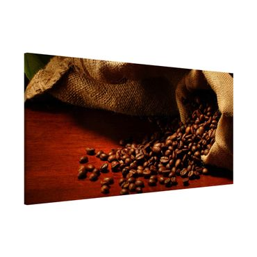 Magnettafel - Dulcet Coffee - Memoboard Panorama Quer