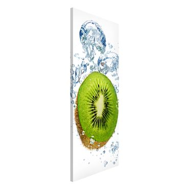 Magnettafel - Kiwi Bubbles - Memoboard Panorama Hoch
