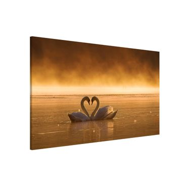 Magnettafel - Lovers - Memoboard Quer