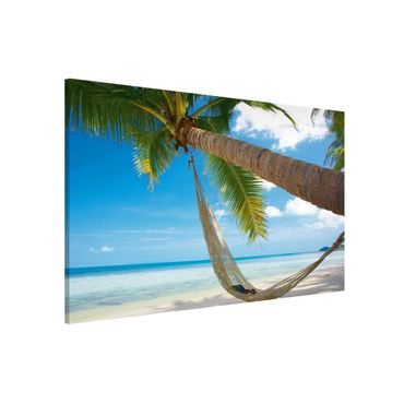Magnettafel - Relaxing Day - Memoboard Quer
