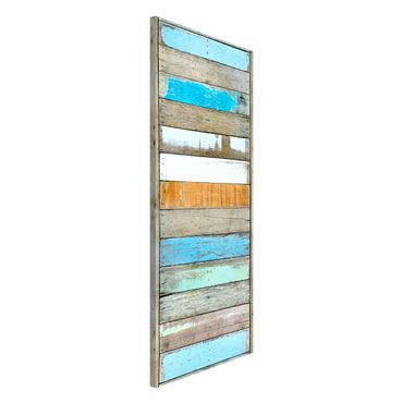 Magnettafel - Shelves of the Sea - Memoboard Panorama Hoch