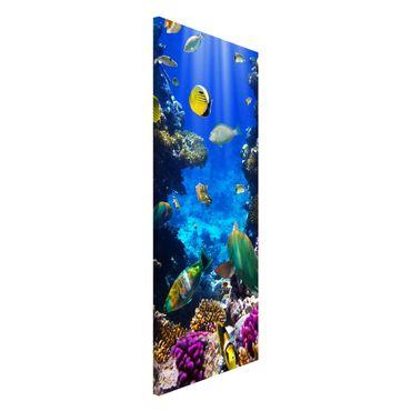 Magnettafel - Underwater Dreams - Memoboard Panorama Hoch