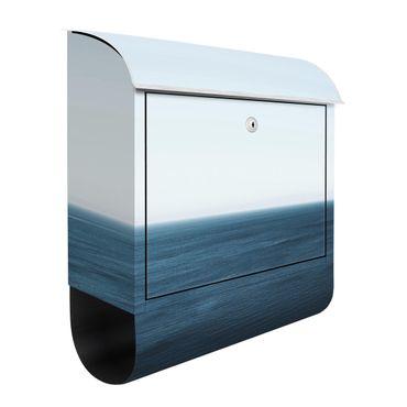 Briefkasten - Minimalistischer Ozean