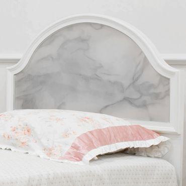Möbelfolie - Marmoroptik Schwarz Weiß