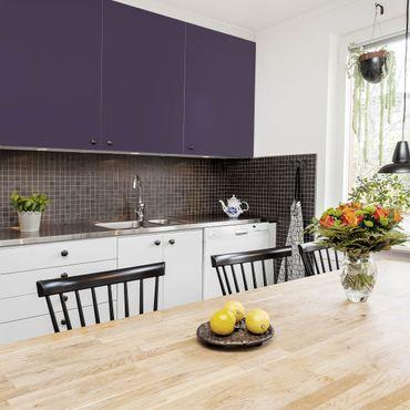 Möbelfolie violett einfarbig - Rotviolett - Möbel Klebefolie lila