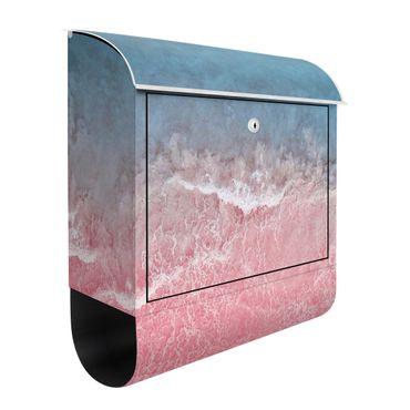 Briefkasten - Ozean in Pink